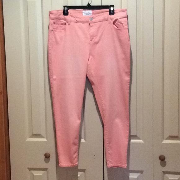 Celebrity Pink Denim - Celebrity Pink MidRise Skinny Ankle Stretchy Jeans